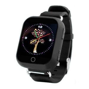 Смарт часы для детей Wonlex Q100 (GW200S) черного