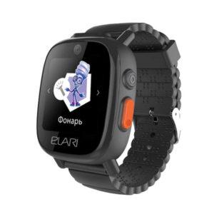 Смарт часы для детей FixiTime 3 черные