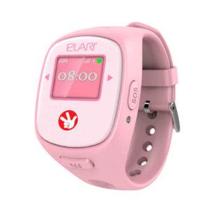 Смарт часы для детей FixiTime 2 розовые