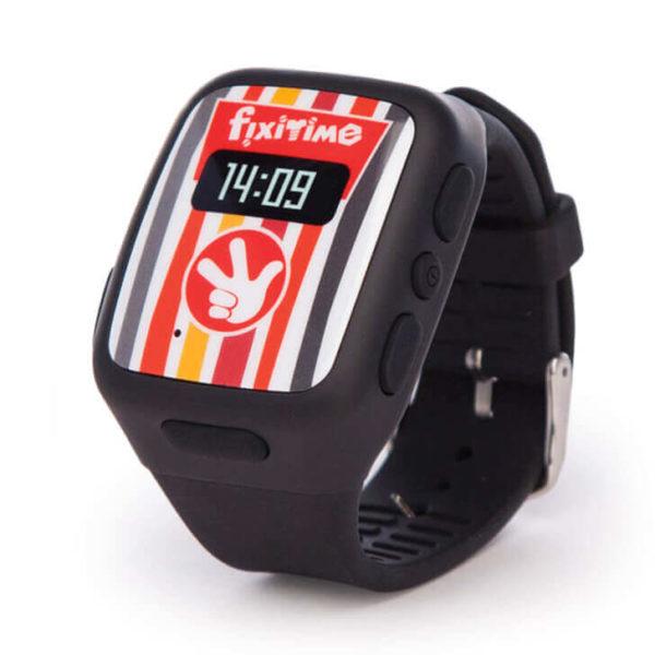 Смарт часы FixiTime черные