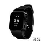 Детские умные часы Smart Baby Watch D99 черные