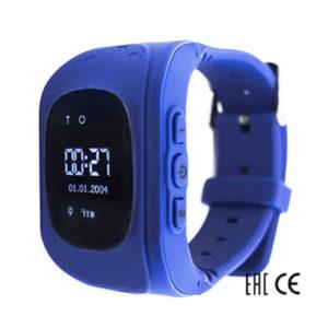 Детские умные часы Smart Baby Watch Q50 синие