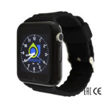 Смарт часы Smart Baby Watch SBW X10 черные