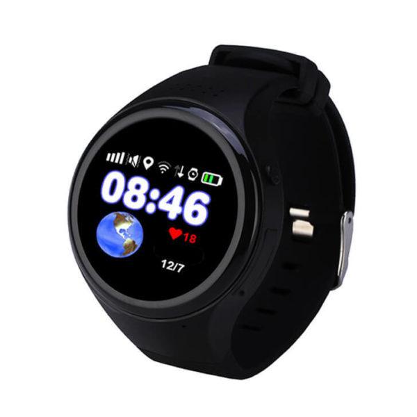 Смарт часы для детей Wochi ZOOMIX черные