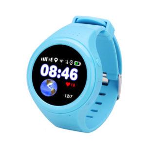 Смарт часы для детей Wochi ZOOMIX голубые