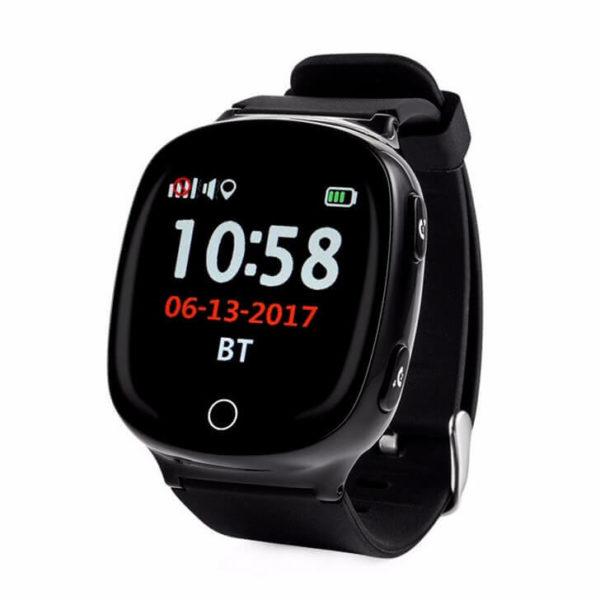 Смарт часы для детей Wonlex GW1000 (Q75, Q200, G10) черные