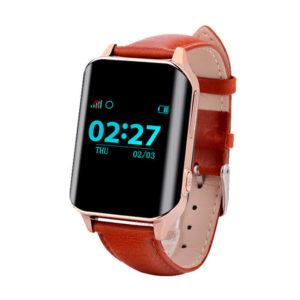 Смарт часы для детей Wonlex EW200 (D100, A16) золотые