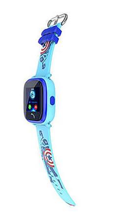 Wonlex GW400 W9 голубые вид справа