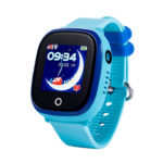 Смарт часы для детей Wonlex GW400X голубые