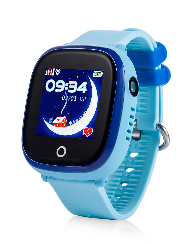 Wonlex GW400X голубые вид справа
