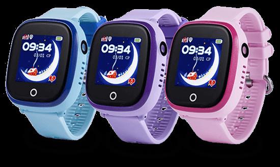 Детские умные часы Wonlex GW400X 3 цвета
