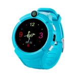 Смарт часы для детей Wonlex Q360 (GW600) голубые