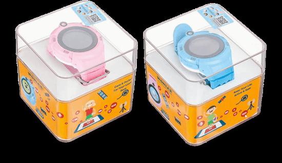 Wonlex Q360 (GW600) розовые и голубые