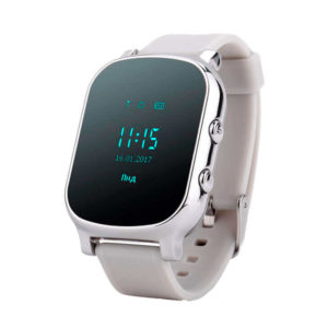Смарт часы для детей Wonlex T58 GW700 серые