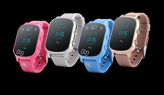Детские умные часы Wonlex T58 GW700 4 цвета