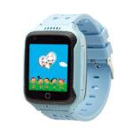 Смарт часы для детей Wonlex G100 (GW500S, T7, Q65) голубые
