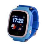 Смарт часы для детей Wonlex GW100 (Q80, Q90) голубые