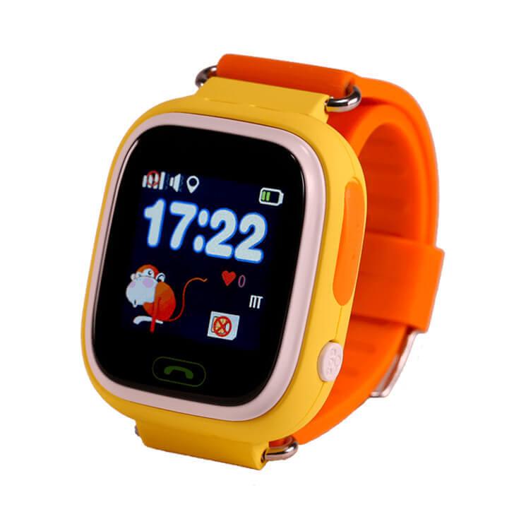 Wonlex GW100 (Q80, Q90) оранжевые
